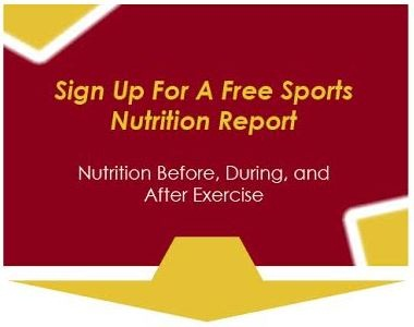 sports nutrition report