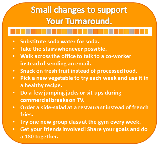 Turnaround ideas